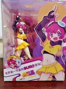 Game Muse Dash Buro PVC Figure Limit GK 18cm Home Desk Decor Display Gift N