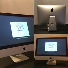 "APPLE IMAC 21.5"" SLIM 2013 INTEL CORE i5 RAM 8GB SSD 256GB - GRADO C"