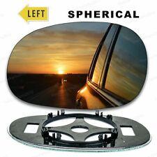 lado derecho climatizada /& Base De Plata Renault Megane 03 /> 07 Puerta Espejo De Cristal Asférica
