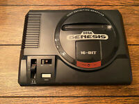 Sega Genesis Model 1 High Definition Graphics (NTSC) 1601. Console Only Tested