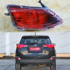 Tail Bumper Fog Light Lamp Left Side For Toyota RAV4 2013-2015
