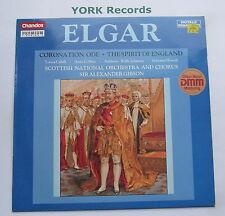 CBR 1013 - ELGAR - Coronation Ode / The Spirit Of England GIBSON - Ex LP Record