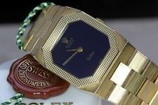 ROLEX COLLECTORS SET 18K SOLID GOLD CELLINI KING MIDAS 4355/8 BOX AND PAPERS!!!