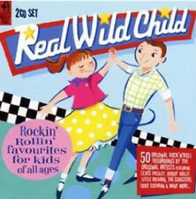 Various Artists : Real Wild Child CD 2 discs (2010) ***NEW*** Quality guaranteed