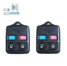 NEW 2 X Replacement Keyless Entry Remote for 1998 - 2016 Ford Taurus