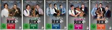 Kommissar Rex - Die komplette Staffel 1+2+3+4+5 , 5 x 3 DVD Box NEU + OVP!