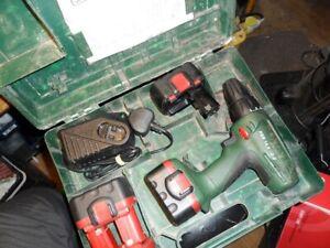 Bosch, PSR 14,4 VE-2, cordless drill