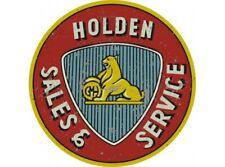 Holden Sales and Service  560mm metal tin sign bar garage