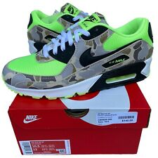 Nike Air Max 90 SP Green Ghost Camo Size 10.5 IN HAND CW4039-300