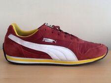 Puma Men's Field Sprint Baskets Chaussures De Course Rouge Taille UK 9 EU 43
