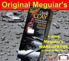 """Meguiar's """"QUIK CLAY Starter Kit""""  zur Auto- Lackreinigung"""