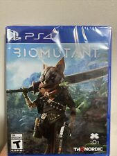 🔥Biomutant - Sony PlayStation 4 New Game 🔥