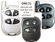 REMOTE TRANSMITTER NAHTDK4 START COMMAND CONTROL FOB KEYLESS KEYFOB opener car