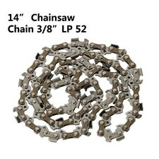 "14"" Chainsaw Chain Saw Blade Sears 3/8'' LP .050 52 DL Gauge US Fast Shipping"