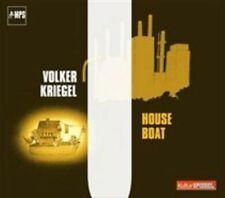 House Boat by Volker Kriegel (CD, Nov-2014, Edel Records)