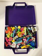 Lot of Vintage 1980s 1990s Erasers 50+ Erasers Yikes, Diener And More