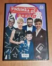 Rodzinka.pl (Box 2 DVD) Sezon 8 - Serial TVP - Region ALL / Polish, Polski