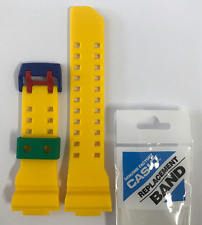Yellow Strap Ga400 Ga400-9A Casio G-Shock Band Ga-400 Ga-400-9A