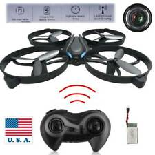 RC Drone 2.4GHz 4 Channel Rechargeable Quadcopter Helicopter 6-Axis Gyroscope US
