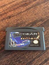 Top Gear Rally Nintendo Gameboy Advance GBA Cart