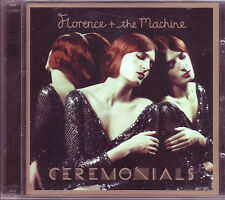 Florence & the Machine Ceremonials Australian 2-CD