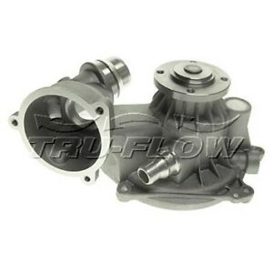 Tru-Flow Water Pump TF8587 fits BMW X Series X5 xDrive48i (E70) 261kw