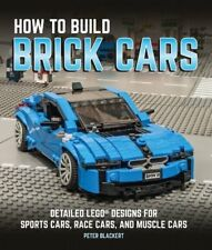 How To Build Brick Cars - Detailed Lego Designs For Sport Cars, Race Cars And...