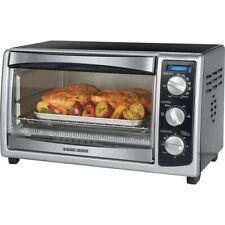 Black & Decker Countertop Convection Toaster Oven