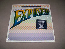 "EXPOSED - CBS 12"" Vinyl 2 LP - Gatefold - 1981 - Rock/New Wave Compilation NM"