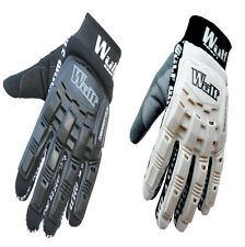 New Wulfsport Armoured Hard Knuckles Gloves (All Sizes) Motocross Off Road Wigg