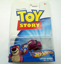 Hot Wheels Disney Toy Story Lotso Speed Vihicle Die cast toy car/Gift