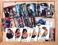 1997 James Bond Tomorrow Never Dies Trading Card Set