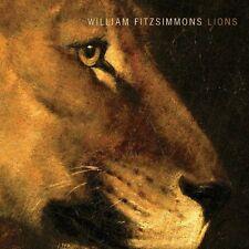 William Fitzsimmons - Lions [CD]