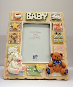 Expressions of Love - Photo Frame for Baby by Russ