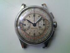 Vintage  chronograph Jaeger movement Universal 285