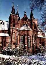 Religion Motiv-Postkarte Zionskirche in Bethel farbige Ansichtskarte ungelaufen