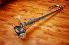 Bach Stradivarius C/D Trumpet Bell 229, Silver Plated French Bead Philadephia C