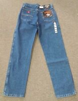 WRANGLER Men's #26 PBR Relaxed Fit Cowboy Cut Fits Over Boots Jeans 26PBRDD NWT