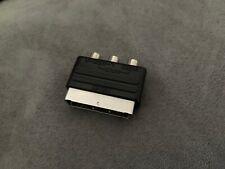 Adaptateur Peritel RCA pour Console Nintendo SNES N64 GAMECUBE PS1 PS2 XBOX etc