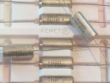 KEMET migliore qualità robusto Condensatore al tantalio ASSIALE 33uf 35v ad2p17