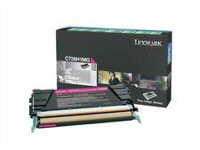 Cartouches de toner laser pour imprimante Lexmark