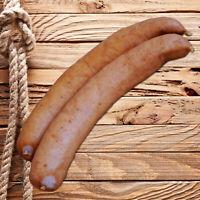 Krakauer Wurst - Kochpolnische - geräucherte Schinkenwurst - 1200g - 10er Pack