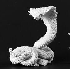 Giant Cobra Reaper Miniatures Dark Heaven Legends Snake Monster Animal Melee