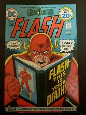 The Flash #227 DC Comics June 1974 Bronze Age 20 Cent Cover! FN+ 6.5! 20% OFF!