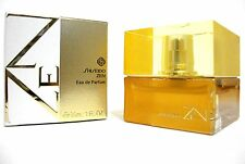 SHISEIDO ZEN PERFUME EDP GOLD BOTTLE  WOMEN 30 ML 1 FL OZ NIB