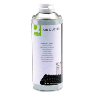 Q Connect 400ml HFC-Free Air Duster Spray Can Cleaner for PC, Laptop, Keyboard