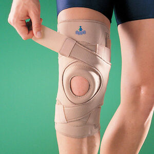 OPPO 1033 KNEE STABILIZER Patella Support Brace Ligament Injury Brace ACL MCL