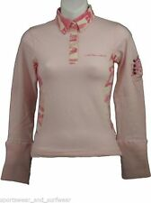 Women's No Pattern Cotton Blend Button Down Collar Fitted Tops & Shirts