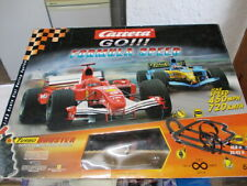 Carrera 62008 Formula Speed Slot Car Racing-set auto's working but not complete