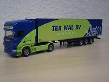 """Herpa - Scania R TL KüKoSZ """"Ter Wal BV"""" (NL) - 1:87"""